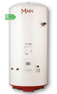 Main Unvented Hot Water Cylinder